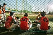 야구, 야구선수, 팀워크, 대화, 단결 (함께함), 코치 (강사), 스포츠팀 (스포츠조직)
