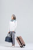 노인여자 (성인여자), 여행, 버킷리스트