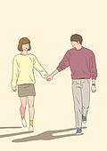 로맨스 (컨셉), 데이트 (로맨틱), 커플, 로맨스, 청년 (성인), 지루함 (컨셉)