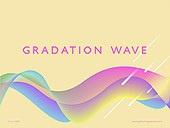 파워포인트, 메인페이지, 그라데이션, 곡선, 백그라운드, 멀티레이어 (이미지)
