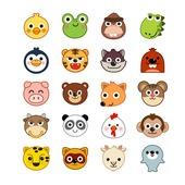 아이콘세트 (아이콘), 그림아이콘, 벡터 (일러스트), 동물, 캐릭터