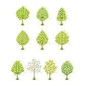 아이콘세트 (아이콘), 벡터 (일러스트), 그림아이콘, 나무