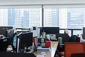 사무실, 비즈니스, 도시생활, 사무실 (업무현장), 주52시간근무제 (근로시간)