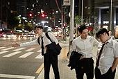 한국인, 술취함 (물체묘사), 술취함, 귀가 (사건), 회식 (친목회), 술고래 (알콜중독), 술 (음료), 직원모임, 신입사원