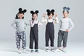 어린이 (인간의나이), 쥐 (쥐류), 흉내, 쥐띠해 (십이지신)