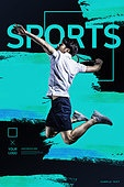 그래픽이미지, 행동 (모션), 운동, 스포츠, 건강관리 (주제), 한국인, 근육질 (사람체격)
