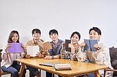청년문화, 독서동호회 (동호회), 미소