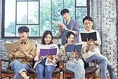청년문화, 독서동호회 (동호회)