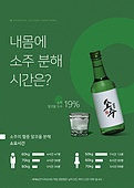 술 (음료), 카드뉴스, 인포그래픽 (시각교재), 송년회, 소주 (증류주)