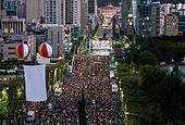 시위, 갈등, 문제, 사회이슈 (주제), 정치집회 (선거), 촛불집회 (평화시위)