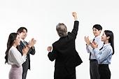 한국인, 비즈니스, CEO (책임자), 성공, 성취, 성취 (성공), CEO, 책임자, 파이팅, 주먹, 자신감 (컨셉)