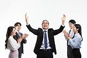한국인, 비즈니스, CEO (책임자), 성공, 성취, 성취 (성공), CEO, 책임자, 파이팅, 주먹, 자신감 (컨셉), 실버라이프 (주제), 성공 (컨셉)