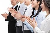한국인, 비즈니스, 비즈니스 (주제), 비즈니스맨 (사업가), 성취, 성취 (성공), 박수, 박수갈채 (박수), 환호 (말하기), 축하 (컨셉), 성공 (컨셉)