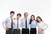 한국인, 비즈니스, 비즈니스 (주제), CEO (책임자), 혁신, 유연성 (컨셉), 함께함 (컨셉), 협력 (컨셉), 팀워크 (협력), 팀워크, 단결 (함께함), 어깨동무