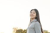 라이프스타일, 한국인, 여성 (성별), 한강공원 (서울), 휴식, 휴식 (정지활동), 기쁨 (컨셉), 행복, 행복 (컨셉)