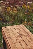 사진, 정원, 테이블, 사람없음, 계절, 가을