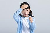 어린이 (나이), 감기 (질병), 온도계 (측정도구), 열 (질병)