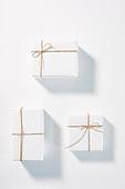 오브젝트 (묘사), 실내, 스튜디오촬영, 계절, 가을, 겨울, 크리스마스 (국경일), 크리스마스선물, 선물 (인조물건), 선물상자, 리본 (봉제도구)