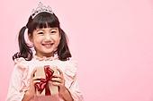 어린이 (나이), 분홍 (색상), 파티, 생일, 소녀, 미소