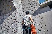 클라이밍, 클라이밍월, 익스트림스포츠 (스포츠), 운동, 스포츠, 암벽등반, 암벽등반 (클라이밍), 클라이밍 (아웃도어), 도전, 도전 (컨셉), 열정 (컨셉), 결의, 밧줄, 밧줄 (인조물건), 안전장비
