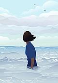 번아웃증후군 (격언), 피로 (물체묘사), 스트레스, 우울 (슬픔), 감정 (All People), 바다