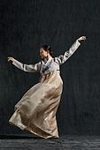 한복, 한국문화, 전통문화, 한국인, 여성 (성별), 우아 (컨셉), 한국무용 (한국문화)
