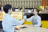 시간제근무 (직업), 한국인, 카페 (공공건물), 카페문화 (라이프스타일), 카페테리아직원 (음식서비스직), 커피숍 (카페), 근로기준법 (법), 악수