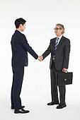 한국인, 비즈니스 (주제), 사업관계 (비즈니스), 비즈니스맨 (사업가), 협력, 비즈니스미팅, 비즈니스맨, 합의 (컨셉), 협력 (컨셉), 단결 (함께함), 악수