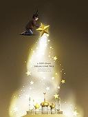 그래픽이미지, 합성, 편집디자인, 이벤트페이지, 어린이 (나이), 꿈같은 (컨셉), 가상현실 (컨셉), 달 (하늘), 별 (우주), 희망, 마법의성, 별모양 (도형)