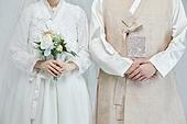 한복, 전통문화, 신혼부부, 부부, 결혼, 결혼 (사건)
