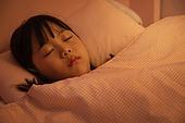 어린이 (나이), 잠, 밤 (시간대), 숙면