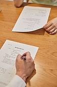 부부, 갈등, 위기, 이혼, 서류