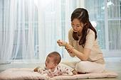 아기 (나이), 엄마, 돌보기 (컨셉), 육아맘, 신생아 (0-1개월), 스트레스