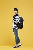 한국인, 대학생, 청년남자 (성인남자), 학생, 라이프스타일, 신입생, 출석 (움직이는활동)