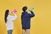 한국인, 대학생, 청년 (성인), 라이프스타일, 신입생, 확성장치, 고함 (말하기), 커뮤니케이션