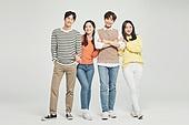 한국인, 대학생, 라이프스타일, 신입생, 행복, 밝은표정