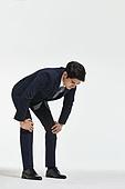 한국인, 번아웃증후군 (격언), 피로 (물체묘사), 기진맥진 (컨셉), 스트레스 (컨셉), 고통 (컨셉)
