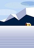 백그라운드, 백그라운드 (주제), 겨울, 눈 (얼어있는물), 풍경 (컨셉)
