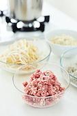 음식재료, 다진고기 (음식상태)