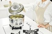 가정주방 (주방), 음식재료 (음식), 요리하기 (음식준비), 레시피, 만두 (한식), 찜 (한식), 찜통 (냄비)