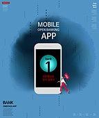 그래픽이미지, 편집디자인, 스마트폰, 은행업무 (금융), 오픈뱅킹, 은행 (금융빌딩), 모바일뱅킹, 비즈니스맨, 거래, 송금 (은행업무), 적금, 투자