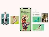 웹템플릿, 레이아웃, 메인페이지 (이미지), 홈페이지, 쇼핑 (상업활동), 상업이벤트 (사건), 세일 (사건), 스마트폰, 모바일결제, 신용카드결제 (신용카드), 페이스결제