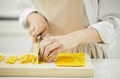 음식준비 (움직이는활동), 요리 (음식상태), 요리하기 (음식준비), 쿠킹클래스 (가정학수업), 달걀 (식료품), 달걀지단 (고명)