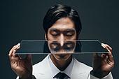 한국인, 갈등, 내면, 대결, 감정, 감정 (All People), 얼굴표정 (커뮤니케이션컨셉)
