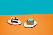 레트로스타일 (컨셉), 뉴트로, 20세기스타일 (스타일), 손톱 (손가락), 네일아트, 커피 (뜨거운음료), 커피잔, 머그잔, 디저트, 케이크