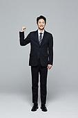 한국인, 선거, 투표 (선거), 비즈니스맨, 화이트칼라 (전문직), 채용 (고용문제), 고용문제 (주제), 파이팅 (흔들기), 환호 (말하기), 자신감
