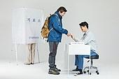 선거, 투표 (선거), 지방선거, 국회의원선거 (선거), 사전투표, 사전투표 (투표), 투표소, 기표소