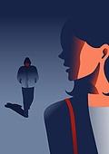 두려움, 여성 (성별), 공포 (어두운표정), 폭력, 가정폭력, 성폭력, 데이트폭력, 남성 (성별)