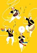 한국전통, 전통문화, 전통문화 (주제), 문화와예술 (주제), 무형문화재, 사물놀이, 악기