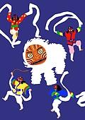한국전통, 전통문화, 전통문화 (주제), 문화와예술 (주제), 무형문화재, 사물놀이, 악기, 탈춤, 사자춤 (춤)